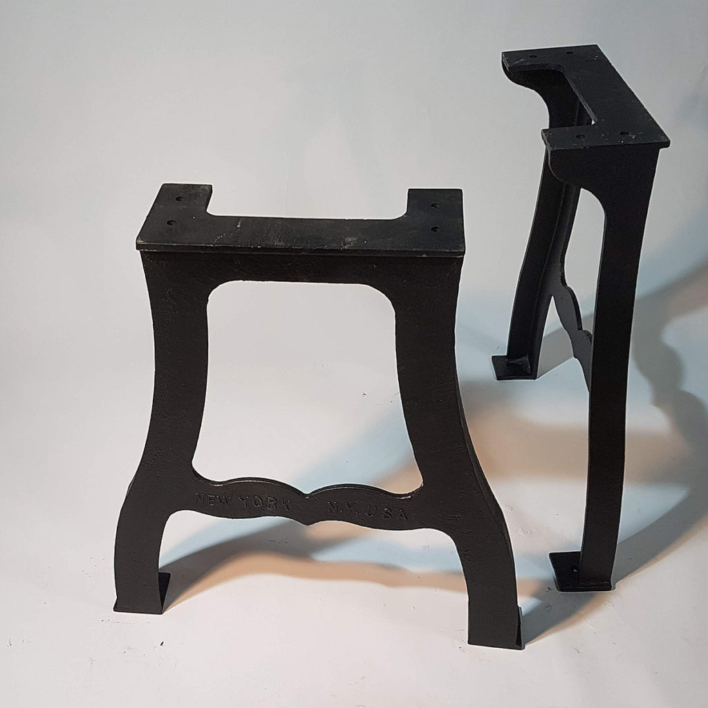 Tischgestell Eisenguss